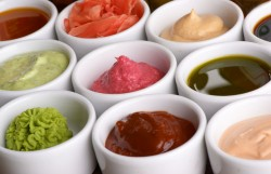 25123754 - sauces collection
