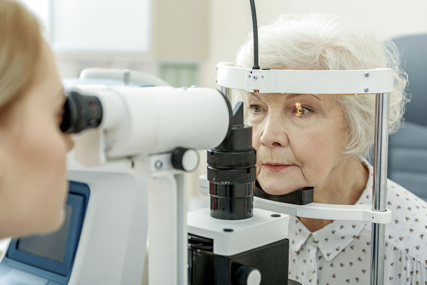 A comprehensive dilated eye exam is the most effective way for your health care provider to spot eye disease.